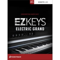 Toontrack : EZkeys Electric Grand