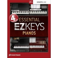 Toontrack : EZkeys Essential Pianos Bundle