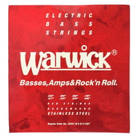 Warwick : Red Strings 8 M 017/40-045/100