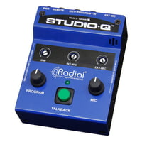 Radial Engineering : Studio-Q