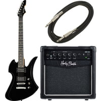 Harley Benton : MB-20BK Rock Series Bundle