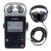 Sony : PCM-D100 Headphone Bundle