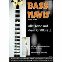 Bernd Jagla : Fretboard-Navis for den Bass