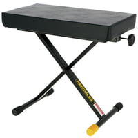 Hercules Stands : HCKB-200B Keyboard Bench
