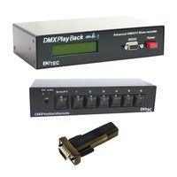 Enttec : DMX Playback Mk2 Bundle