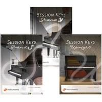 e-instruments : Session Keys Acoustic Bundle