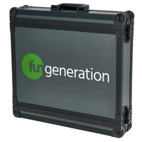 Fun Generation : Rack 2U Eco Wood 35