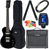 Harley Benton : SC-200BK Mini Bundle