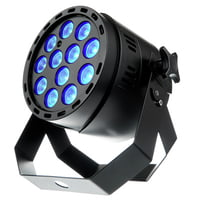 Fun Generation : LED Pot 12x1W QCL RGB WW 40°