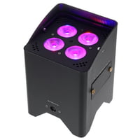Stairville : BEL4 Battery Event Light 4x15W