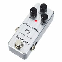One Control : Sonic Silver Peg Bass Preamp