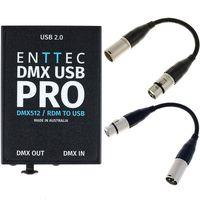 Enttec : DMX USB Pro Interface Bundle