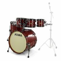 Tama : S.L.P. G-Bubinga Kit 6-pc