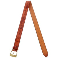 Orange : Belt Brown with Logo