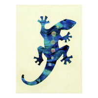 Jockomo : Lizard Sticker AB