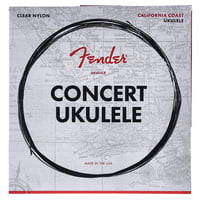 Fender : 90C Concert Ukulele Strings