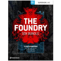 Toontrack : SDX The Foundry Bundle