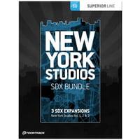 Toontrack : SDX New York Studios Bundle