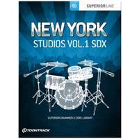 Toontrack : SDX New York Studios Vol. 1