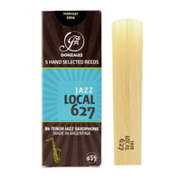 Gonzalez : Tenor Sax Reed Local 627 4
