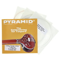 Pyramid : 705/4 Tanpura Strings Ladies