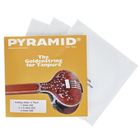 Pyramid : 706/4 Tanpura Strings Gents