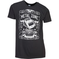Boss : T-Shirt Metal Zone L