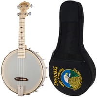 Deering : Goodtime Banjo Ukulele Bundle
