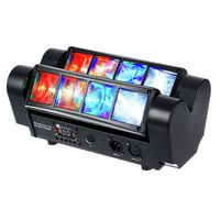 Fun Generation : MiniSpider FX 8x3W RGBW