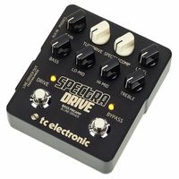 tc electronic : SpectraDrive Bass Preamp