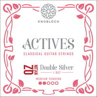Knobloch Strings : Double Silver Nylon 300ADQ