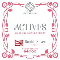 Knobloch Strings : Double Silver Nylon 300ADQ