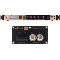 Cymatic Audio : uTrack24 MADI Card Bundle