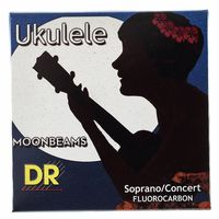 DR Strings : Moonbeams Ukulele Strings