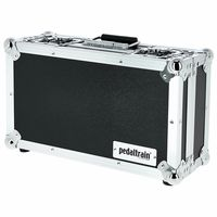Pedaltrain : Black Tour Case Metro 16