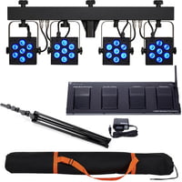 Stairville : CLB5 RGBW Compact LED B Bundle