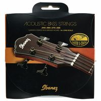 Ibanez : IABS4XC Acoustic Bass Strings