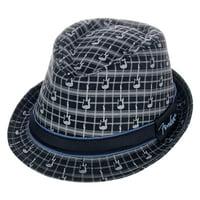 Fender : Fedora Hat Black S/M