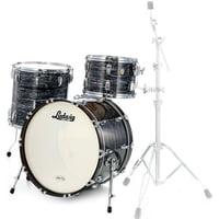 Ludwig : Classic Maple Rock Black Oy.