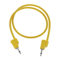 Tiptop Audio : Stackcable Yellow 50 cm
