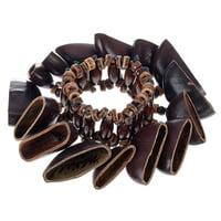 Terre : Bracelet Shaker Juju Bean