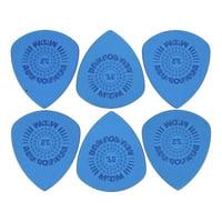 Dunlop : Flow Standard Picks 0.73 blue