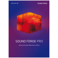 Magix : Sound Forge Pro 12