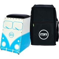 FSA : Limited Series Cajon Blue Bus