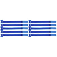 Stairville : CS-230 Blue Cable Strap 230mm