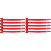 Stairville : CS-230 Red Cable Strap 230mm