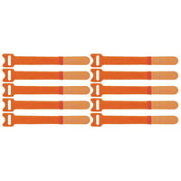 Stairville : CS-160 Orange Cable Strap 160