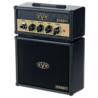 Evh : EL34 5150 Micro Stack BK/Gold