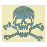 Jockomo : Skull Sticker WP