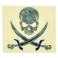 Jockomo : Pirate Skull Sticker